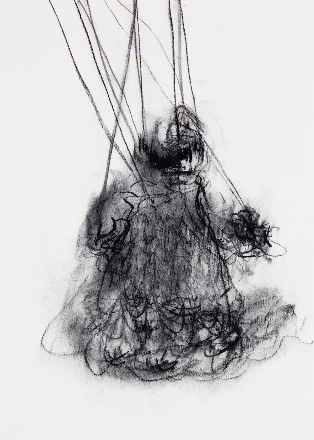 36x51cm – charcoal on paper – 2015