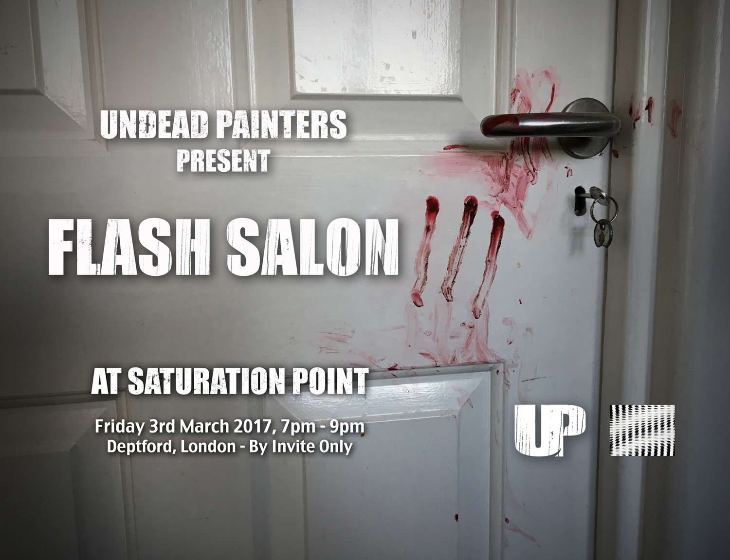 undead-painters-flash-salon-iii-poster